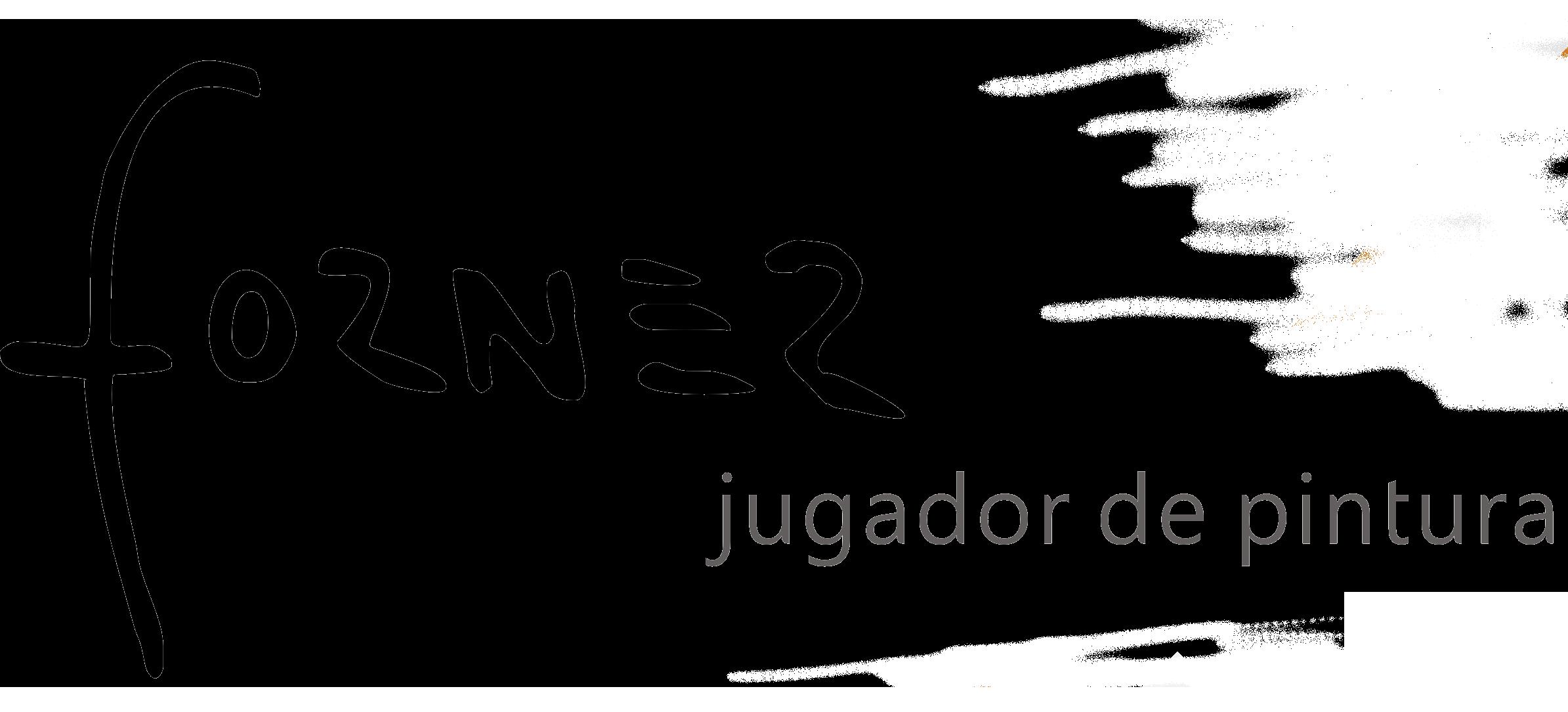 FORNER jugador de pintura Retina Logo