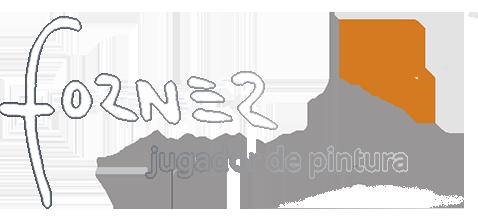 FORNER jugador de pintura Logo